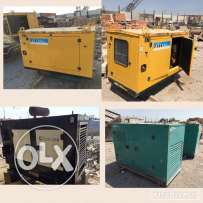 Deisel Generators - used