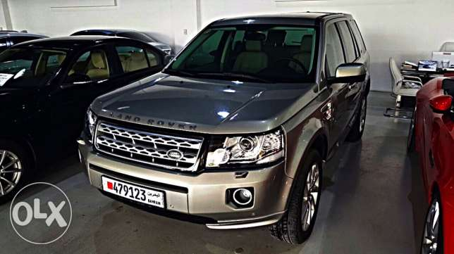 Landrover LR2 2014 only 19000 km warranty to 5/2019