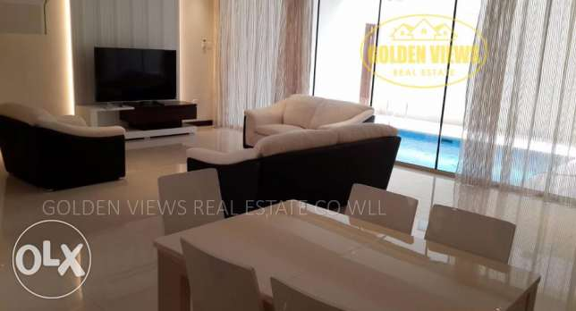 New fully furnished villa with private pool - all inclusive