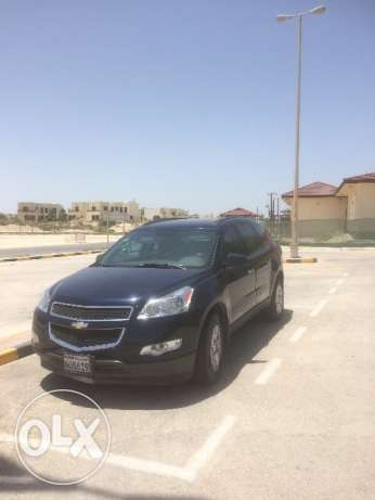 Excellent Chevrolet Traverse low mileage - expat leaving