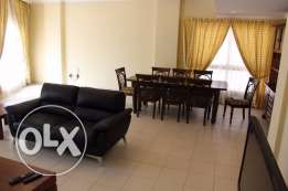 2 Bedroom f/furnished charming apartment in Juffair