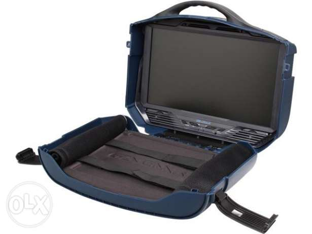 GAEMS Vanguard شاشه قيم