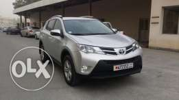 Toyota RAV4 model 2014 4x4 urgent sale