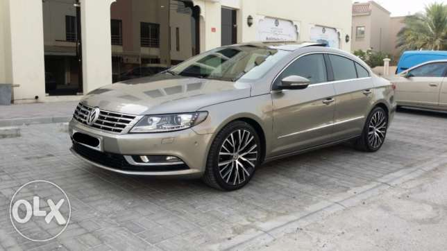 Volkswagen Passat CC 2.0t full option 2012