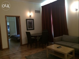 Cz 2 bedroom fully furnished apartment