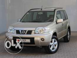 Nissan X-Trail 2011 Gold Color For Sale