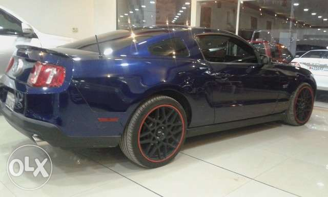 Ford Mustang GT 2010 Monthly 73BD فورد موستانج