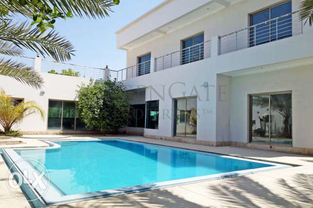 Amazing Villa in a First Class Location!