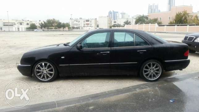 Mercedes E320 good condition for Sale!!!