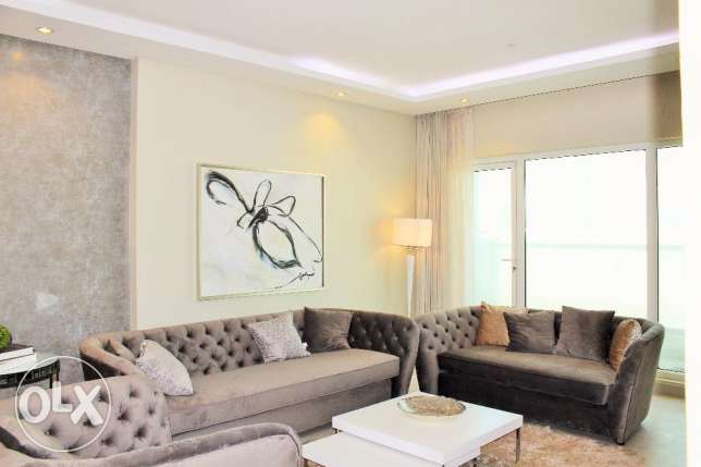 Brand new 2 Bedroom Apartment Fully Furnished in Amwaj