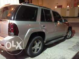 Chevrolet trailblazer model 2006 in good condition one owner