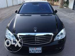 For Sale 2007 Mercedes Benz S550L Japan Specification