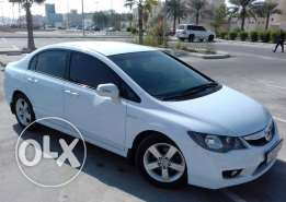 Honda Civic 2010 midoption