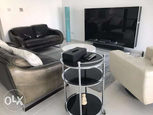 LUXURY SUPER 4 BR Fully Furnished Villa for in AMWAJ Floating City