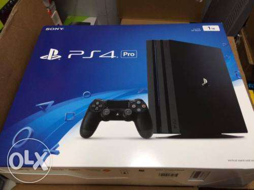 Sony PlayStation 4 500Gb with Warranty 1 week old