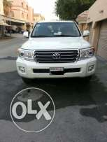 Toyota Land Cruiser in a perfect condition