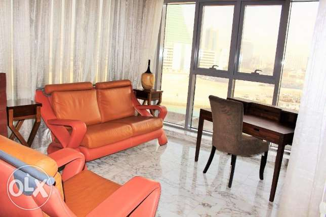 1 Bedr Amazing Apartment f/ furnished in Reef Island