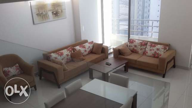 Duplex 3 BHR flat in Juffer / Sea view / Balcony
