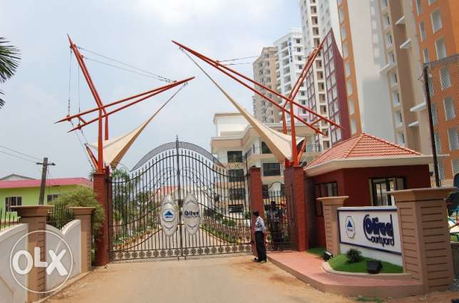 1555 sqrft new flat at olive coutyard kakkanad