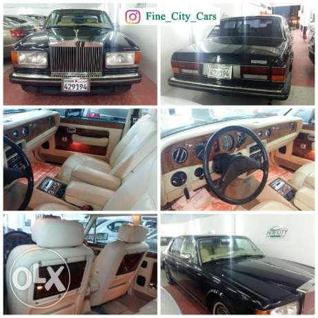 Rolls Royce 1990 Classic Good Condition for sale