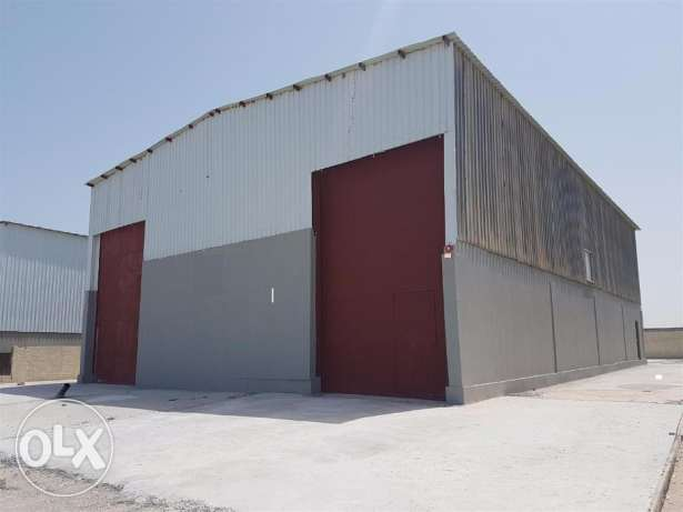 Large Commercial Warehouse Space In Alba (Ref No: 1ALP)