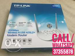 TP link wireless router (sealed pack)