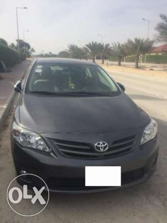 Toyota Corolla 2013 1.8 Lit, Xli, Lady Driven, In excellent Condition