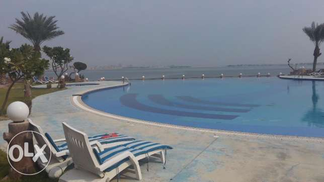 Elegant Sea view 2 BR in Tubli / Balcony