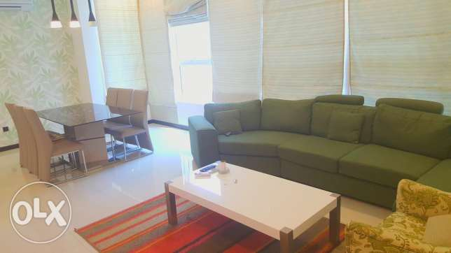 New Hidd 2 BHK+maid room flat fully furnished apart