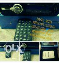 Dvd stereo + ampifire for sale.
