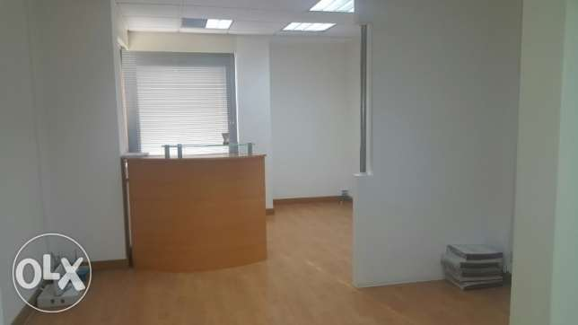 COMMERCIAL Office in DIPLOMATIC AREA Minimum 120 sqm for Rent.