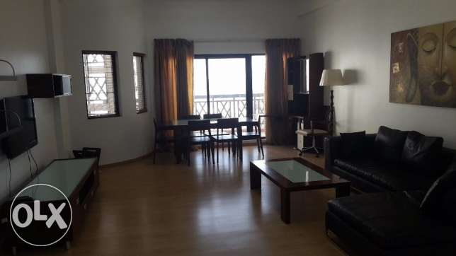 2 Bedrooms flat in Juffer, Balcony جفير -  1