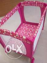 Mothercare baby girl bed