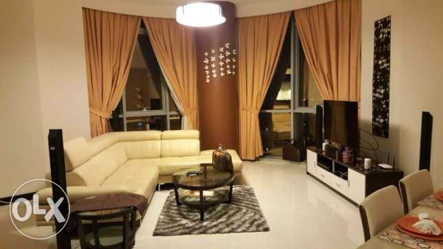 Fully Furnished Apartment For Rent At Amwaaj isl (Ref No:3AJZ) جزر امواج  -  1