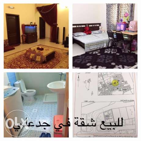 Apartment for Sale in a quiet and peaceful area near the sea جد علي -  1