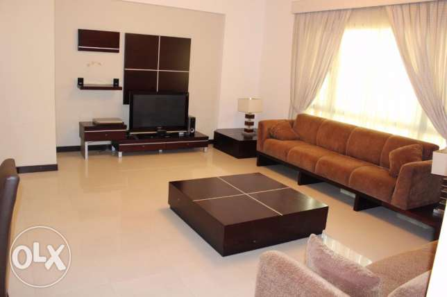 Great flat 2 bedroom for rent fully furnished in Juffair