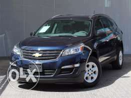 Chevrolet Traverse LS 2016 Blue For Sale