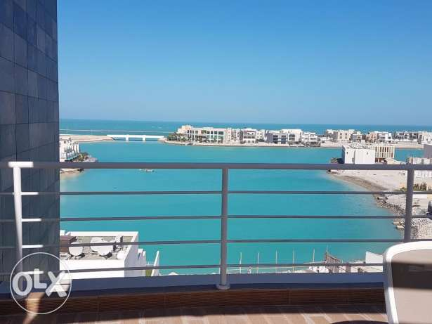 Well Decorated Fully Furnished Flat In Amwaj ()