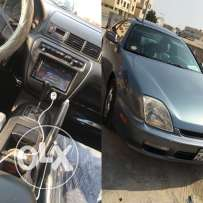 For sale or exchange Honda prelude