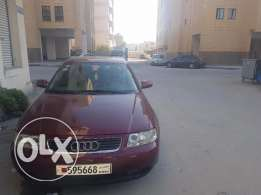 For sale Audi A3 model 2002 register till 29th November 2017