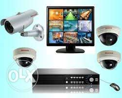 High definition CCTV/IP camera solutions