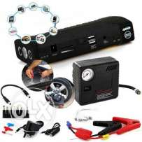X3 super power multi function jump starter 400000 mAh