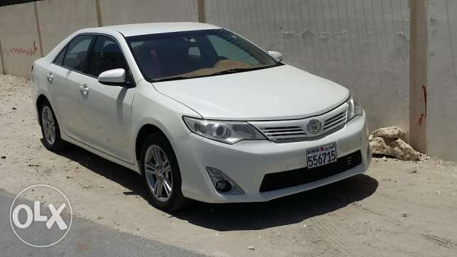 toyota camry gl 2013 free accidant