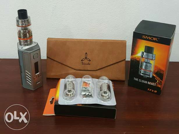 Vape DNA 200 + SMOK TFV8