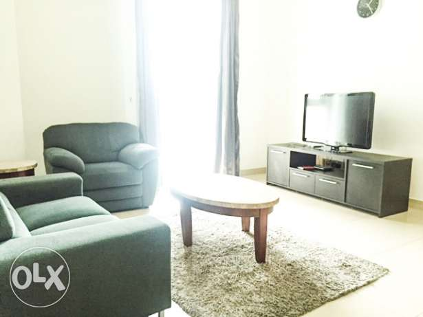 Modern Fully Furnished 1 BR Apartment In Reef Islands