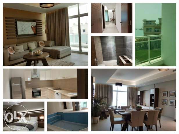 2 Bedroom stunning Apartment in Amwaj fully furnished incl جزر امواج  -  7