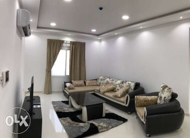 10 Flat Fully Furniture in Brand New Building for Rent