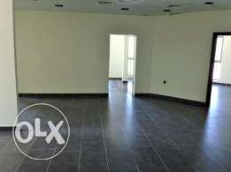 An open-floor plan Office Space for rent at Seef