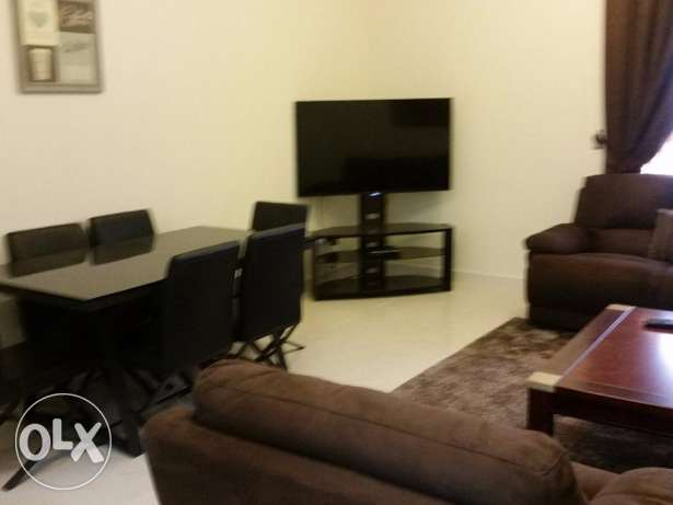 Spacious and beautiful three bedroom fully furnished apartment