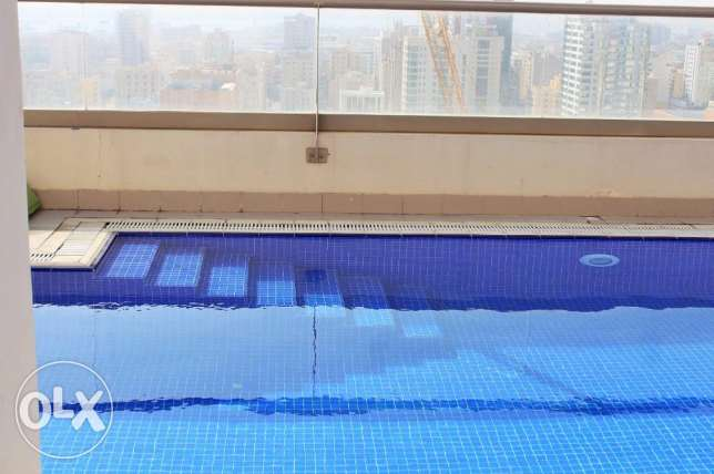 Amazing 1 bedroom flat in Juffair fully furnished